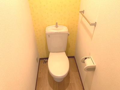 【トイレ】ガーデンハウス明正A棟