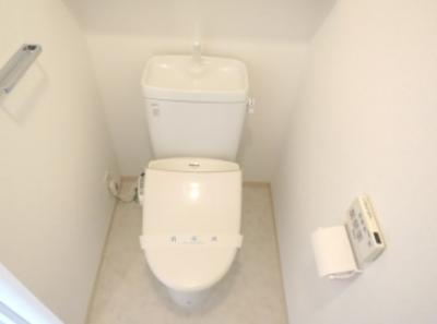 【トイレ】アーデンコート弦巻