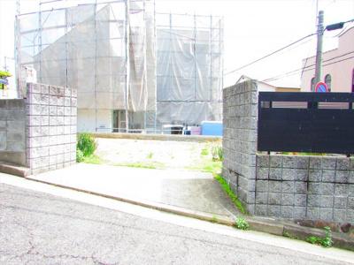 【外観】三条町売土地