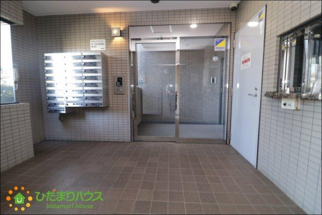 【エントランス】コスモ東武動物公園
