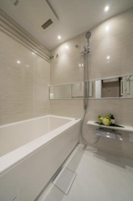 【浴室】麻布十番セントラルハイツ