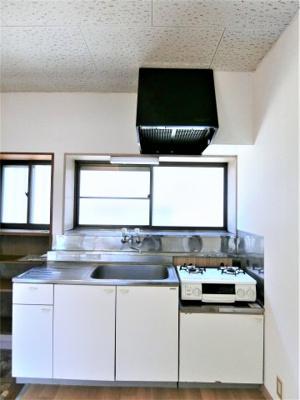 【キッチン】オガワアパート