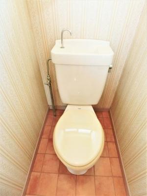 【トイレ】オガワアパート