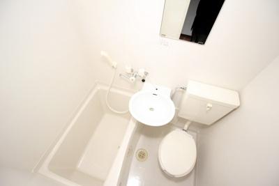 【浴室】ハイツミカ