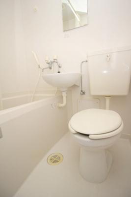 【トイレ】ハイツミカ