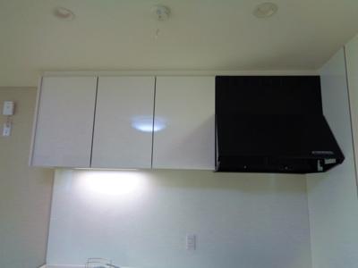キッチンフード・上収納スペース