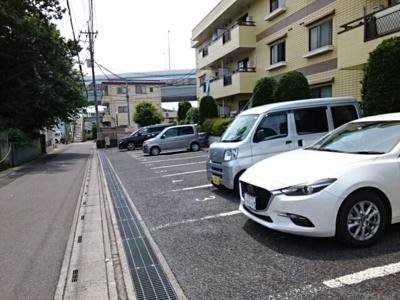 【駐車場】イーストレジデンス
