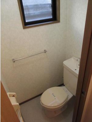 【トイレ】シャンブルすみよし