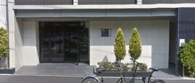 【エントランス】ステージグランデ新桜台