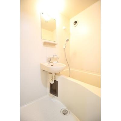 【浴室】アップルハウス十日市