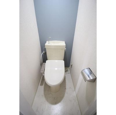 【トイレ】アップルハウス十日市