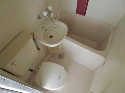 【浴室】ベルピア大和第6