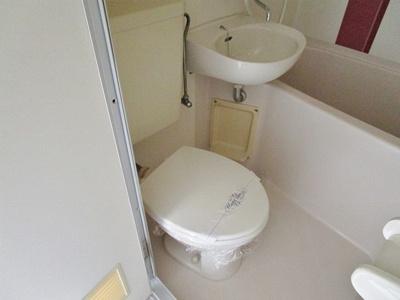 【トイレ】ベルピア大和第6
