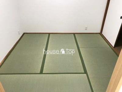 【和室】上田東町住宅3号棟