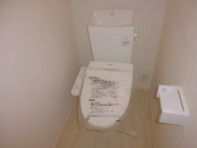 【トイレ】プラントA