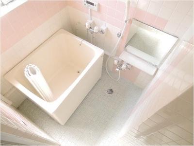 【浴室】ウノ・ア・コーポ