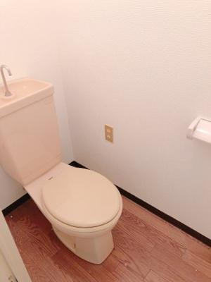 【トイレ】メゾンド谷