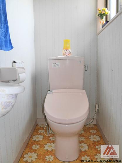 【トイレ】鳥栖市曾根崎町中古戸建