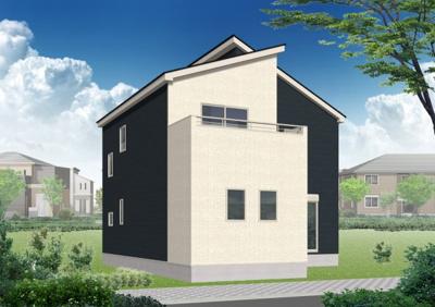 完成予想図:三郷新築ナビで検索♪