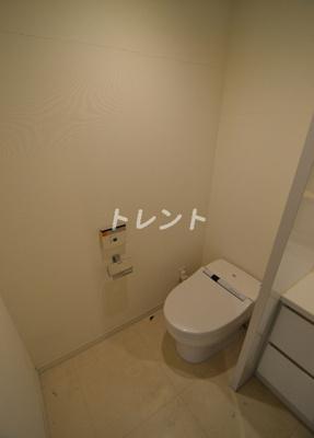 【トイレ】ストーリア神宮前