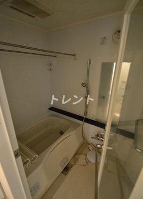 【浴室】ストーリア神宮前