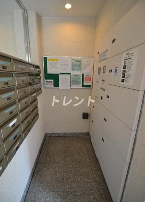 【その他共用部分】ストーリア神宮前