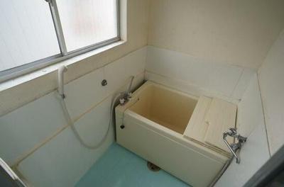 【浴室】ステップ前野町