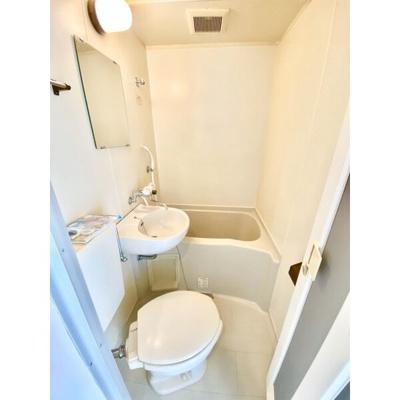 【浴室】フォレスト浅間町