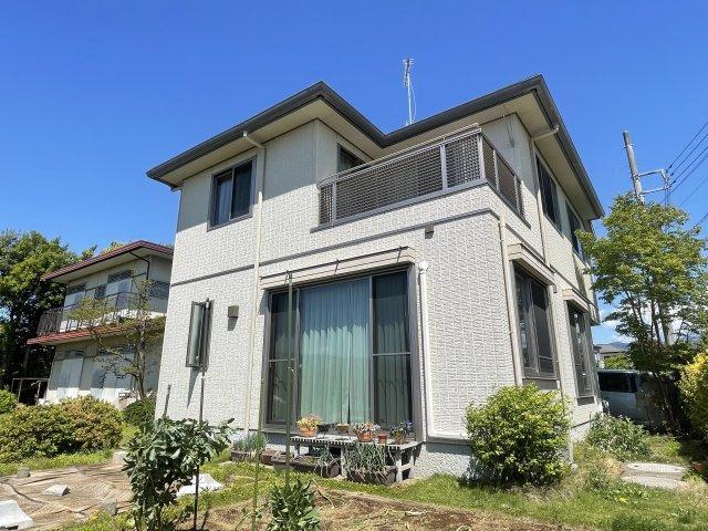 築12年の積水ハウス施工こだわりの注文住宅です。建物とてもきれいにお使いです。