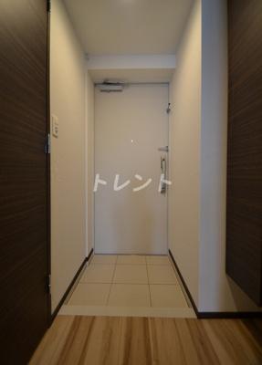 【玄関】ジェノヴィア新中野スカイガーデン