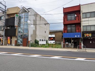 【外観】南区東九条中御霊町