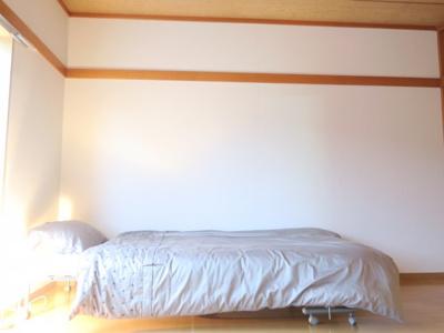 【寝室】ブルーハイツタナカⅠ