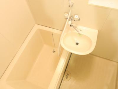 【浴室】ブルーハイツタナカⅠ