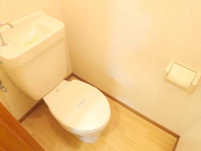 【トイレ】ブルーハイツタナカⅠ