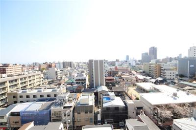 【展望】エステムプラザ大阪城パークフロント