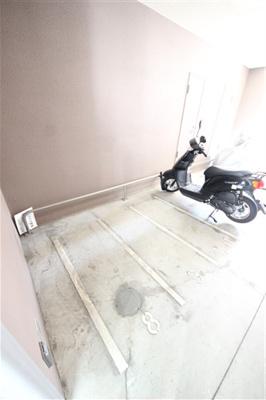 【駐車場】エステムプラザ大阪城パークフロント