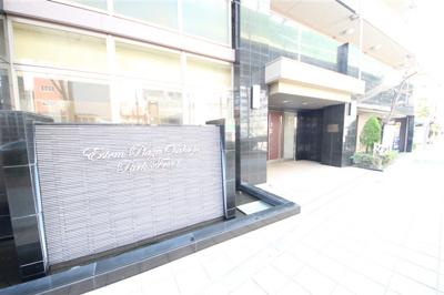 【ロビー】エステムプラザ大阪城パークフロント