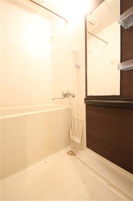 【浴室】エステムプラザ大阪城パークフロント
