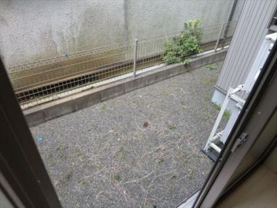 【庭】シティハイム中央林間