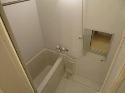 【浴室】シティハイム中央林間