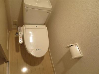 【トイレ】シティハイム中央林間