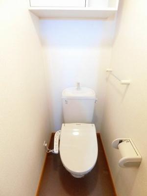 【トイレ】グランシャリオA
