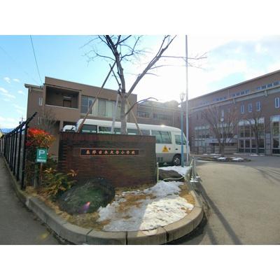 小学校「私立長野日本大学小学校まで921m」