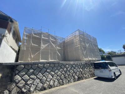 【外観】A号地 丸山町3丁目新築戸建