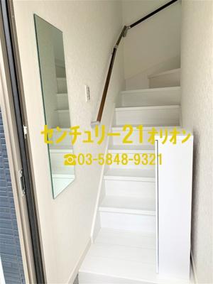 【玄関】マーレ鷺宮(サギノミヤ)-2F