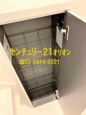 【収納】マーレ鷺宮(サギノミヤ)-2F