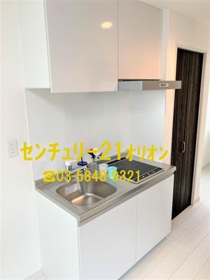 【キッチン】マーレ鷺宮(サギノミヤ)-2F