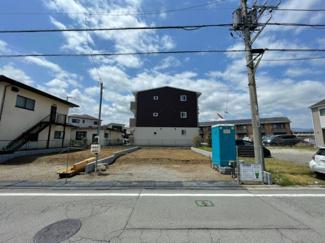【外観】御殿場市川島田第4 新築戸建 1号棟