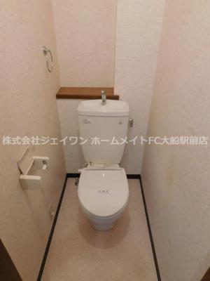 【トイレ】マリーク若竹