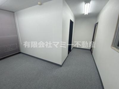 【内装】鵜の森2丁目事務所H